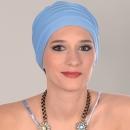 Turban Lola bleu ciel