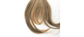 Frange Blond cendré