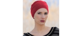Turban Pimprenelle Rouge