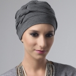 Turban Femme ultra doux en fibre de bambou Modèle Adèle