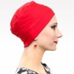 Turban femme modèle Lola vue de profil