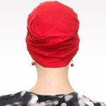 Turban femme modèle Lola vue de dos