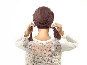 Comment nouer un turban VICTORY - nouage 4 - La Galerie des turbans